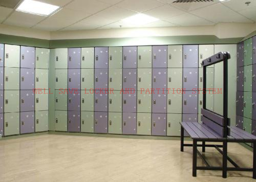Spa Center Locker